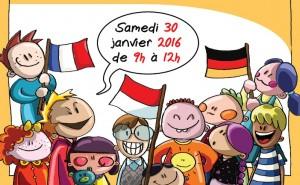 Portes ouvertes dans les écoles bilingues A.B.C.M. Zweisprachigkeit